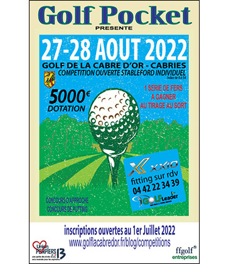 Démo Cleveland - Srixon - XXIO / Compétition GolfPocket